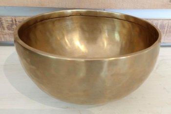 Klankschaal 19,5 cm
